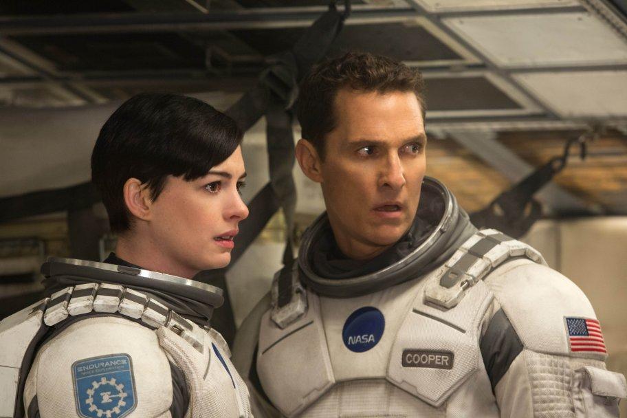 Matthew McConaughey ve Anne Hathaway