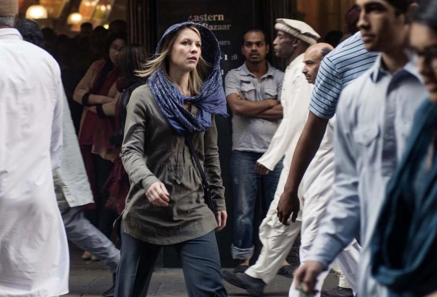 Claire Danes artık dizinin tek taşıyıcısı...