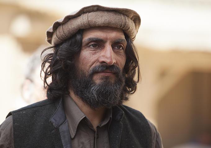 Sezonun dikkat çekici kötü karakteri Numan Acar'ın canlandırdığı Haqqani idi...