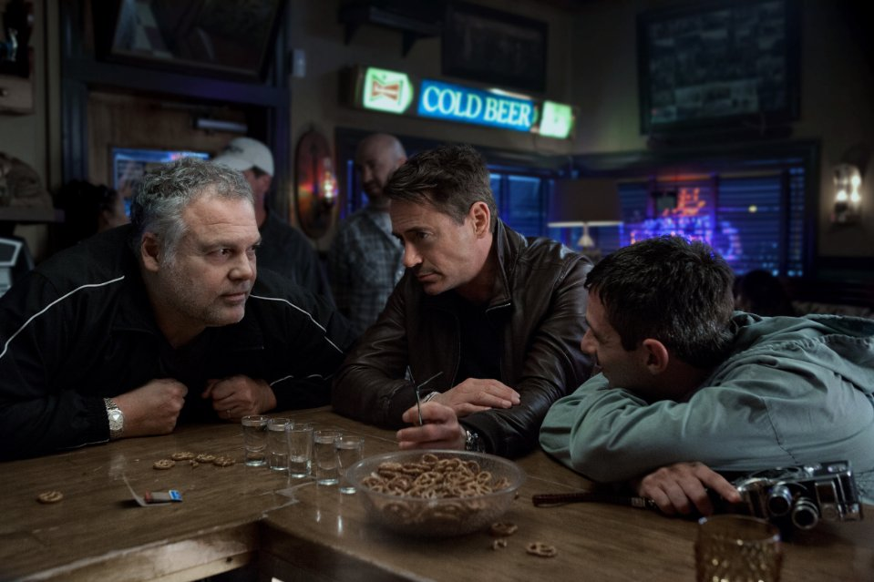 Robert Downey Jr, Vincent D'Onofrio, Jeremy Strong