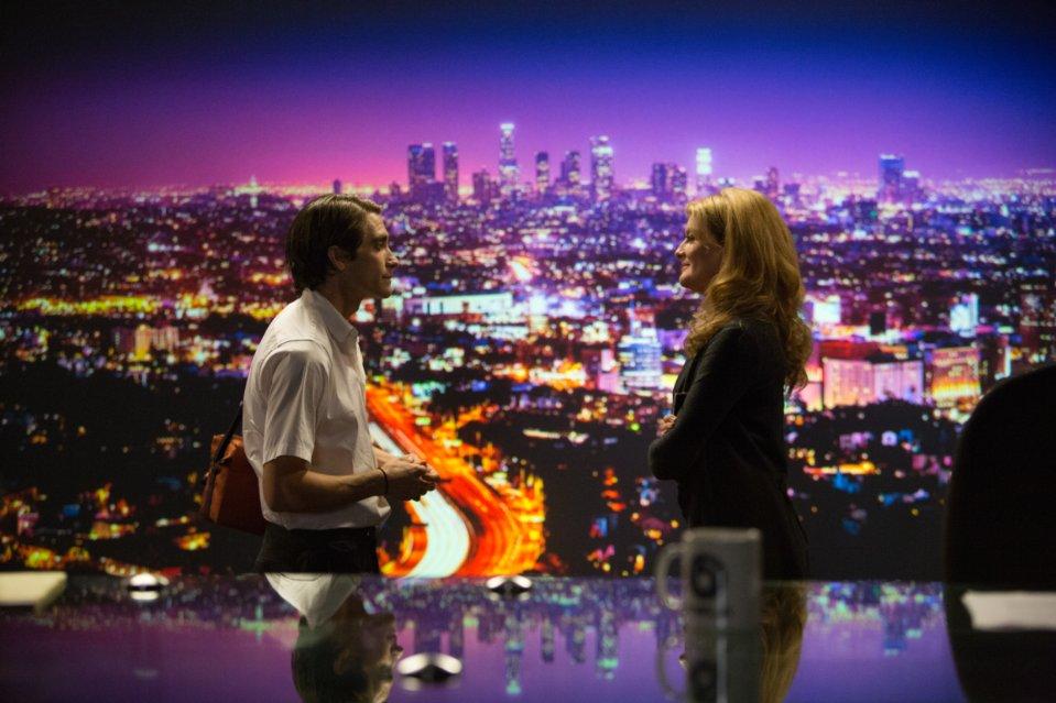 Jake Gyllenhaal, Rene Russo