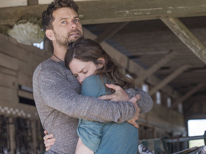 Alison ve Cole'un evliliği trajik bir olay sonrası yara almıştır...