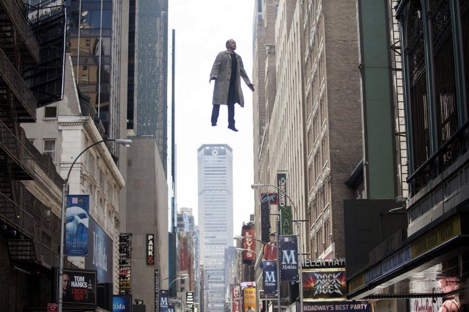 Michael Keaton - Birdman