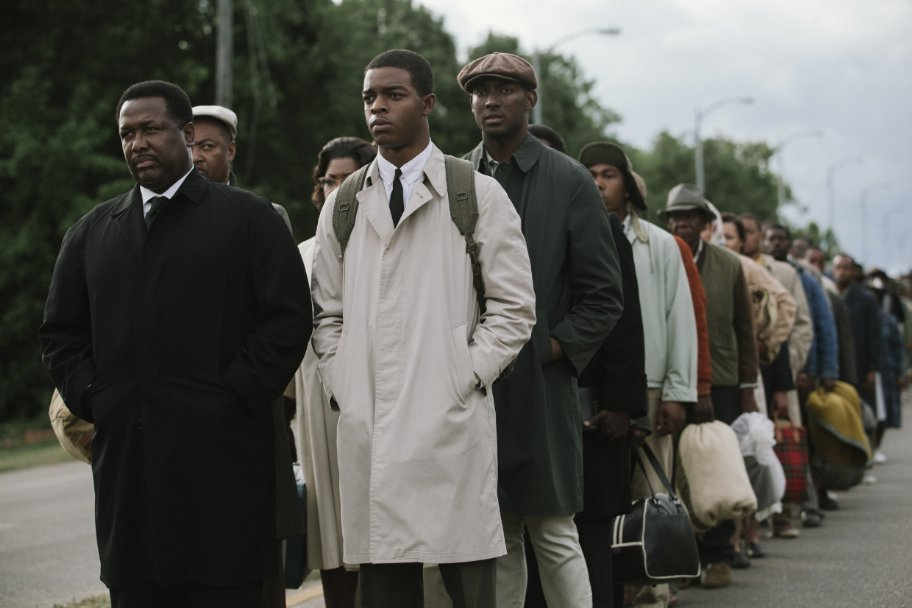 Wendell Pierce, Stephan James