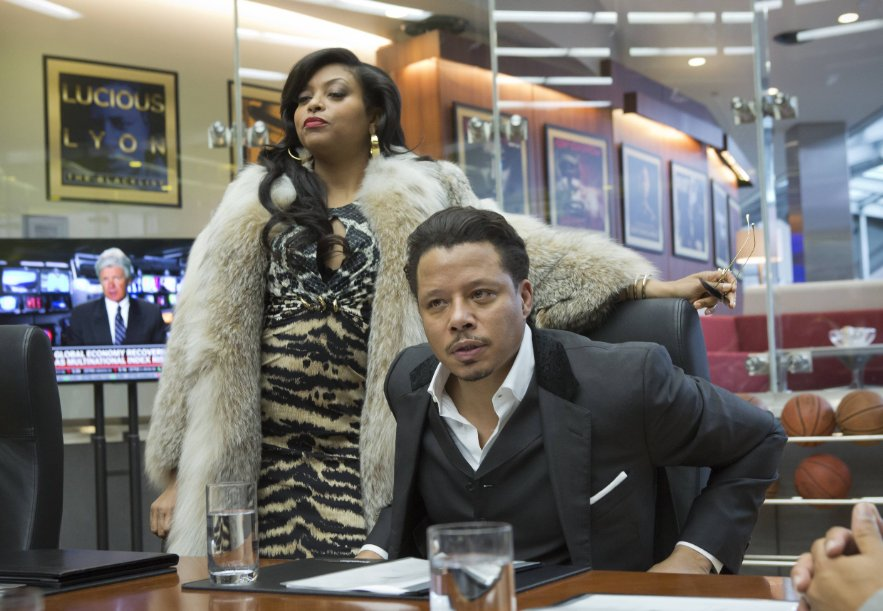Lucious ve Cookie