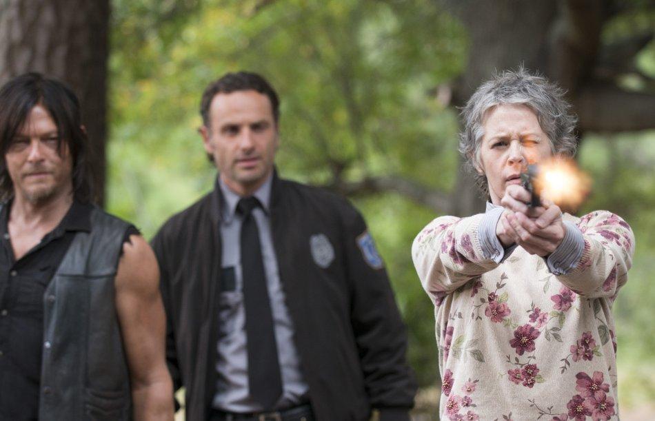 Bu sezonun sıkça bir araya gelen üçlüsünden söz Carol'da...