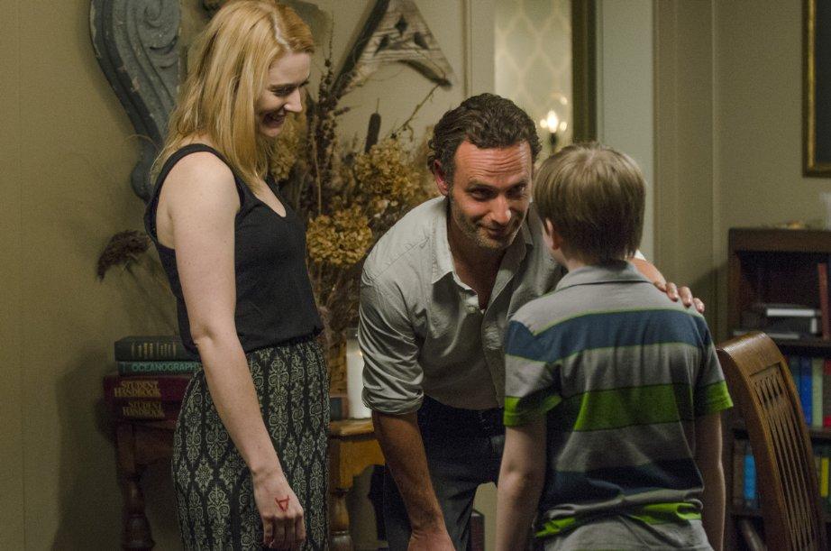 Rick, Jessie ile yeni bir ailenin temellerini atar mı dersiniz?