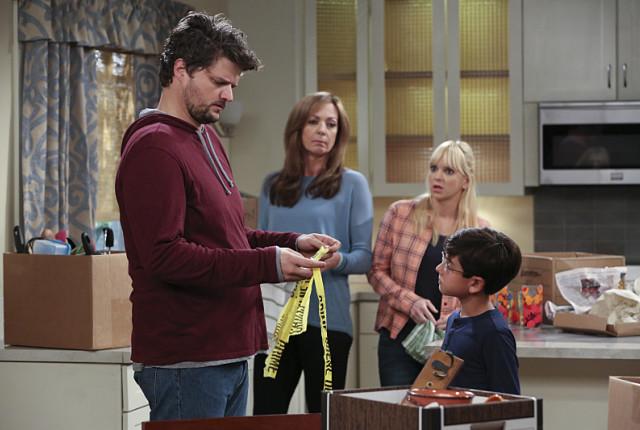 Baxter bu sezon ciddi bir karakter değişimi yaşadı, bu durumun etkisi üçüncü sezonda Christy açısından sorun yaratacak gibi...