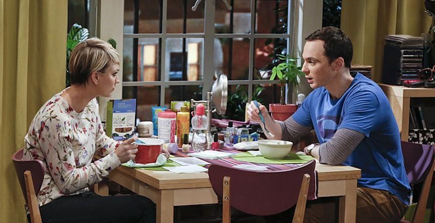 Sheldon ve Penny arasındaki ikili diyaloglar benim için dizinin olmazsa olmazları arasında...