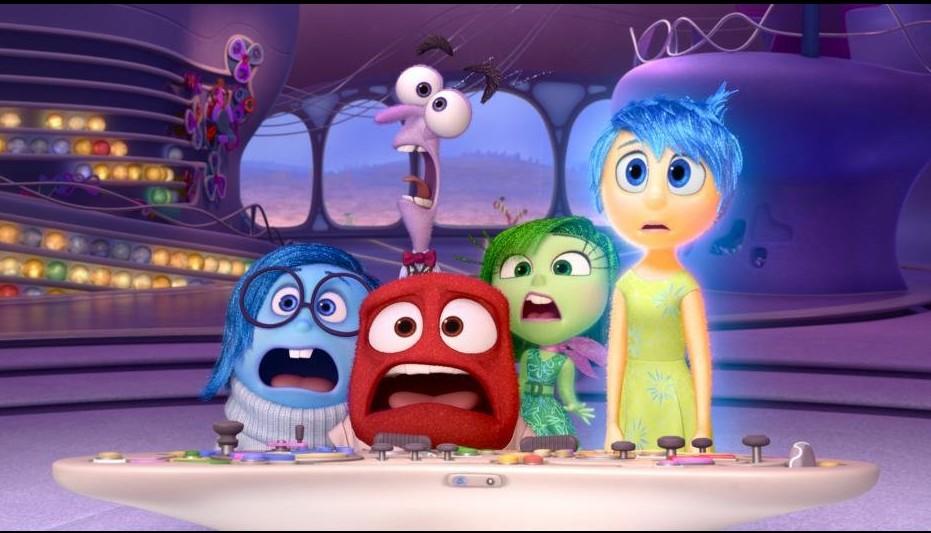 Animasyon karakterlerin çizimleri konusunda Pixar her zamanki gibi harika iş çıkarmış...