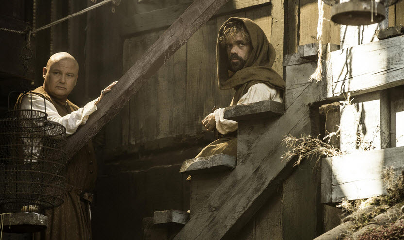Peter Dinklage - Game of Thrones 2