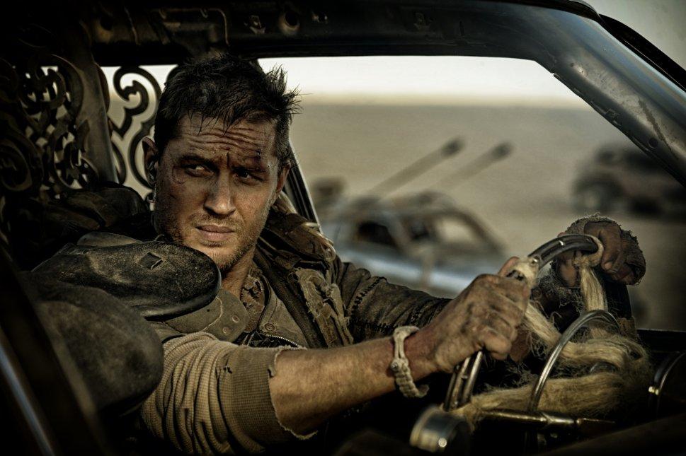 Daha önce Mel Gibson'ın oynadığı Max karakterinin yeni oyuncusu Tom Hardy...