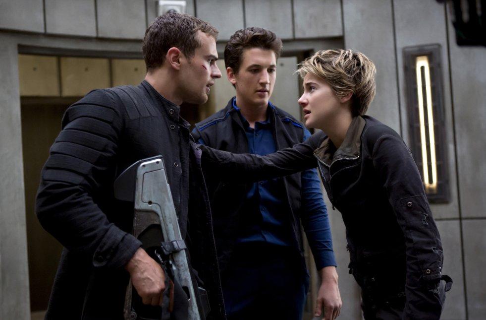 Insurgent - 1