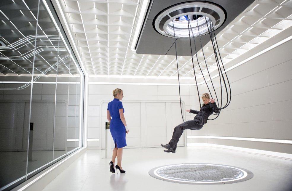 Kate Winslet, Shailene Woodley - Insurgent