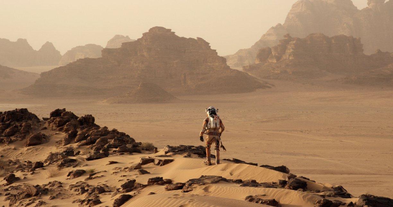 The Martian - 1