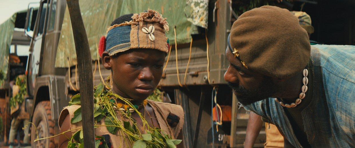Abraham Attah, Idris Elba