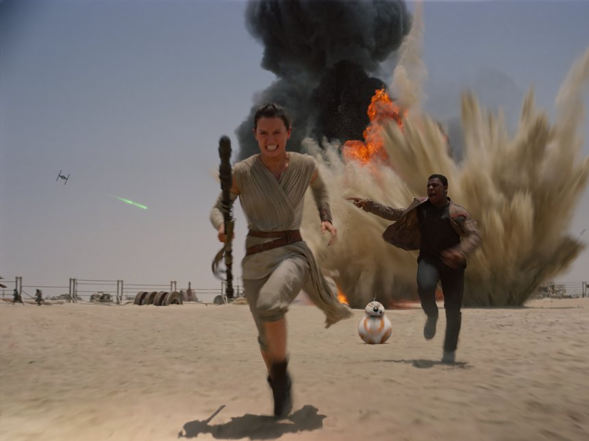 The Force Awakens - 1