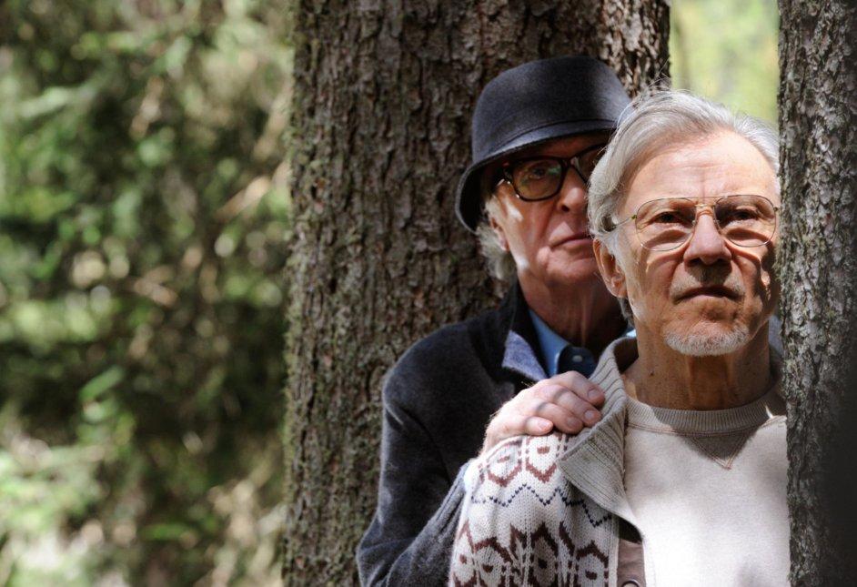 Youth - Michael Caine ve Harvey Keitel