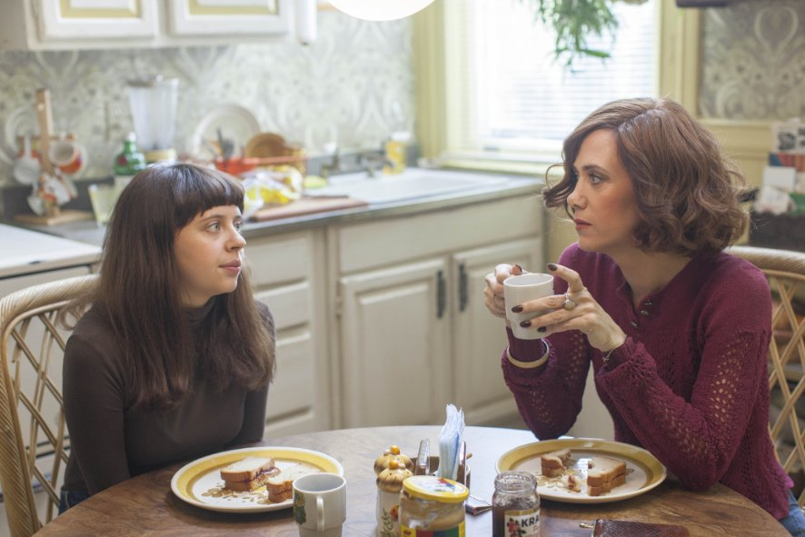 Bel Powley, Kristen Wiig - The Diary of a Teenage Girl