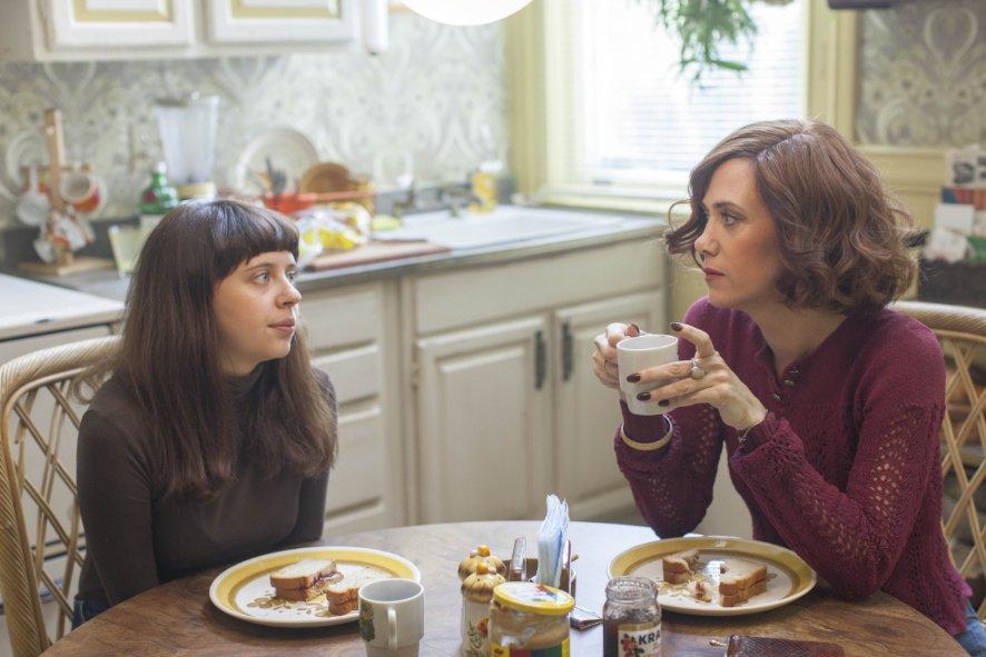 Bel Powley, Kristen Wiig - The Diary of a Teenage Girl