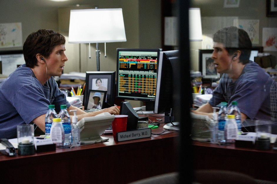 Christian Bale - The Big Short 2