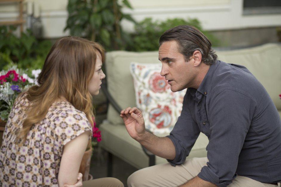 Emma Stone, Joaquin Phoenix - Irrational Man - 2