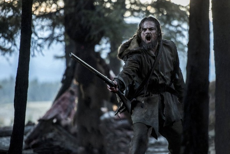 Leonardo DiCaprio - The Revenant 1