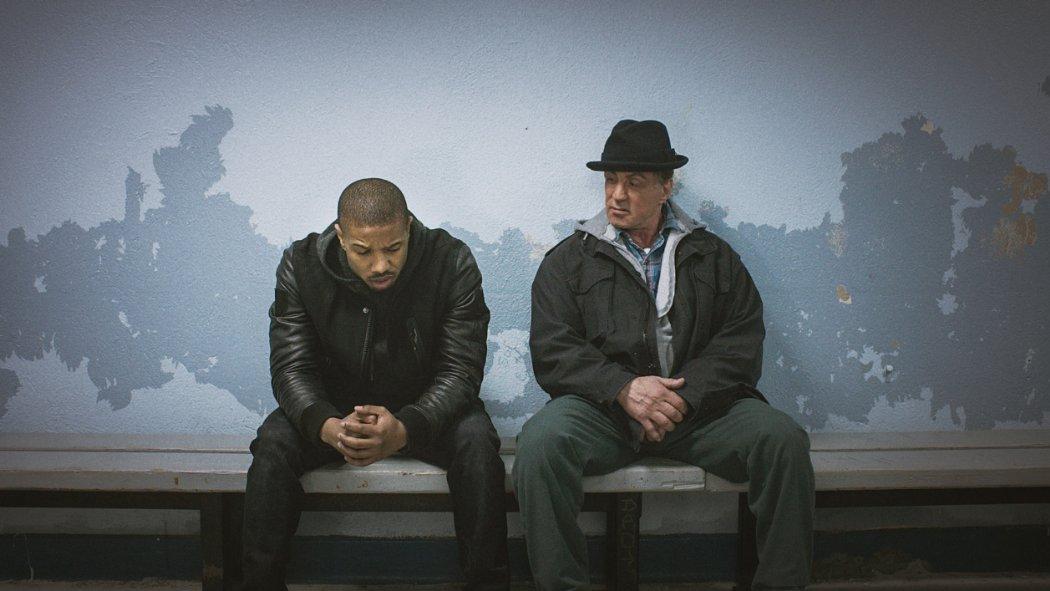 Michael B. Jordan, Sylvester Stallone - Creed