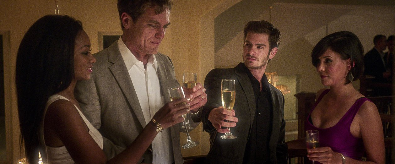 Michael Shannon, Andrew Garfield - 99 Homes (2)