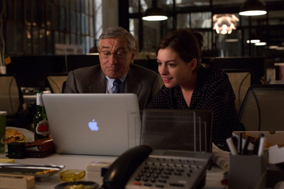 Robert De Niro, Anne Hathaway - The Intern 2