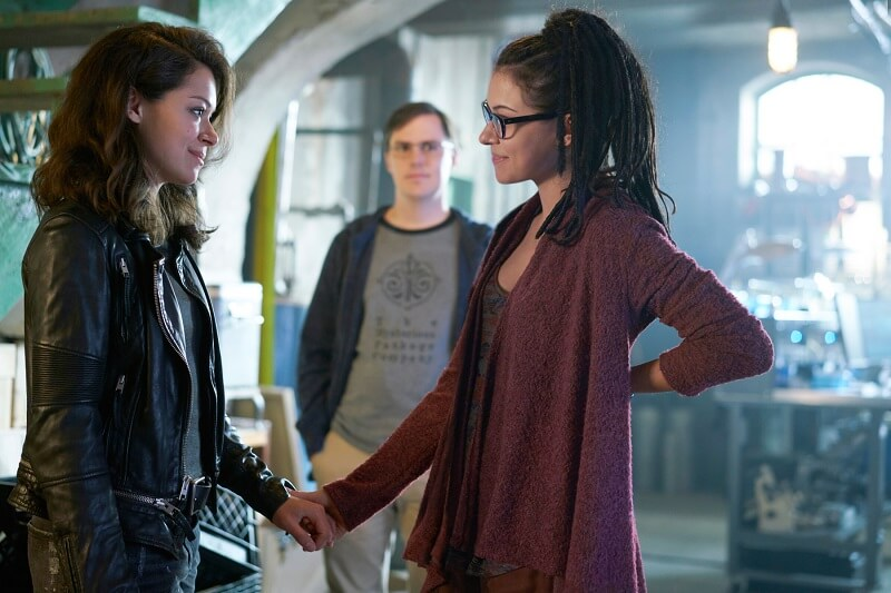Orphan Black - 4. Sezon - Sarah ve Cosima 2