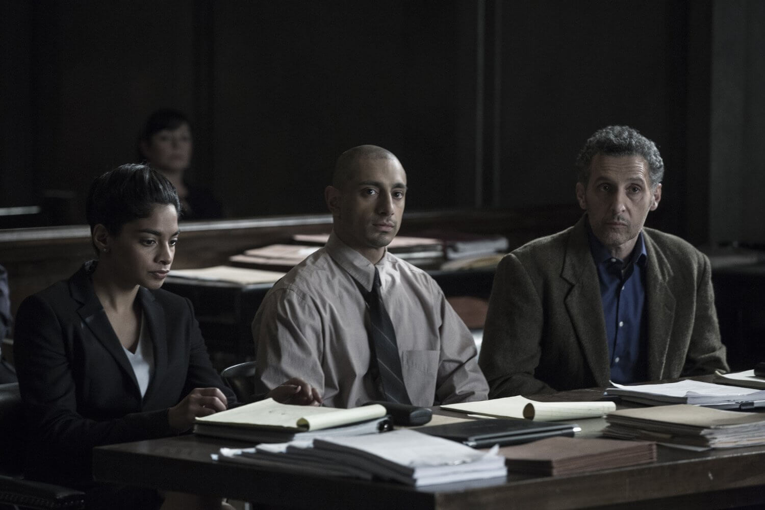 John Turturro, Amara Karan, Riz Ahmed - The Night Of